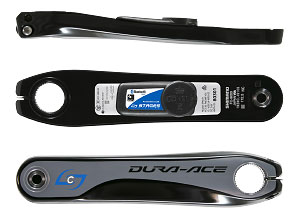 STAGES ステージズ パワーメーター Dura-Ace 9000
