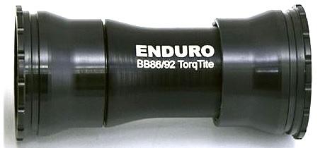 ENDURO TorqTite A/C BB トルクタイト アンギュラーコンタクト ボトムブラケット (セラミックorスチール)