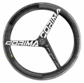 CORIMA 3スポーク WS TT HM ロード チューブラー ホイール フロント (700C)