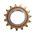 EURO-ASIA ユーロアジア ゴールドメダル プロ 固定 ギヤ (コグ スプロケット)
