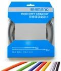 SHIMANO シマノ PTFE ロード シフトケーブルセット