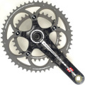 CAMPAGNOLO カンパニョーロ ULTRA TORQUE 11S 165mm クランクセット CT <FC12-1640C>