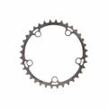 Carbon Ti X-Ring チタン チェーンリング インナー (ロード用)