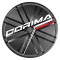 CORIMA DISC WS TT C+ ディスクブレーキ ロード クリンチャー ホイール リア (700C)