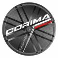 CORIMA DISC WS TT C+ ディスクブレーキ ロード チューブラー ホイール リア (700C)
