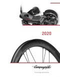 CAMPAGNOLO カンパニョーロ 2020年 カタログ 日本語版