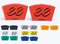EECYCLEWORKS イーイーサイクルワークス Supplemental Color レギュラーマウント用カラーバッチ