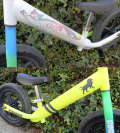 【 「おさがり」が特別な1台に 】子供自転車 (20インチ迄) キックバイク 塗装 (リペイント)