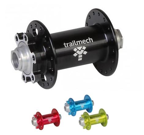 Trailmech (トレイルメック) XC フロントハブ