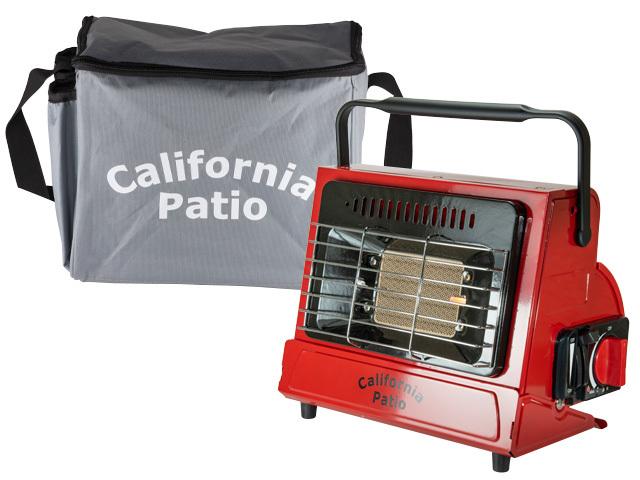 カリフォルニア・パティオ トマトレッド