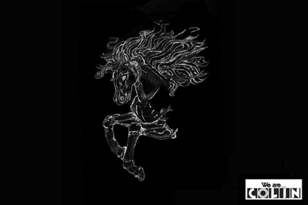図柄04〈駿馬〉