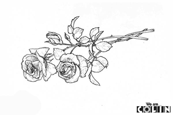 図柄12〈薔薇〉