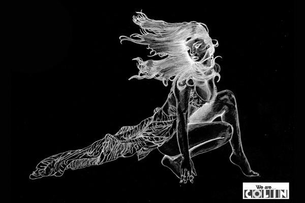 図柄06〈女孔雀〉