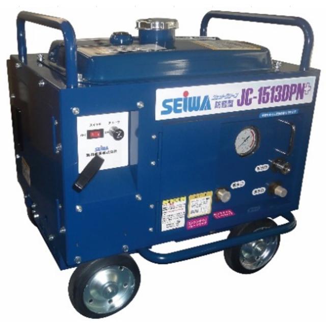 防音高圧洗浄機 JC-1513DPN+ 標準セット