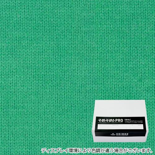 マラカイトグリーン色に染める綿麻用の染色キット / そめそめキットPro 【S-0172】
