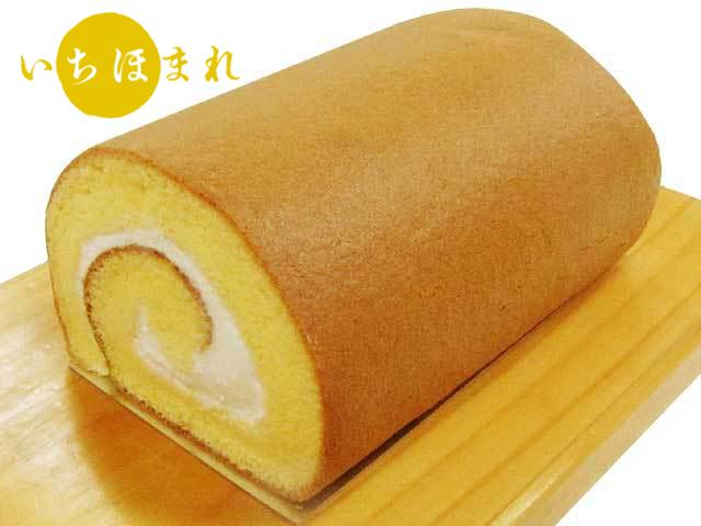 福井生粋いちほまれ100%使用米粉ロール塩