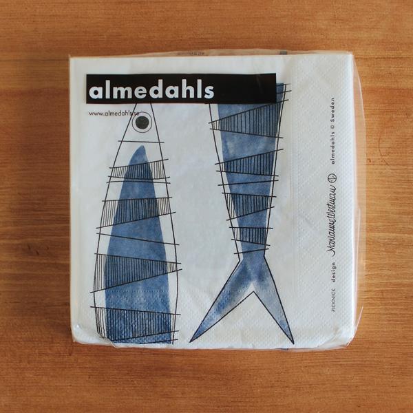 almedahls/アルメダールス/ペーパーナプキン/ピクニック