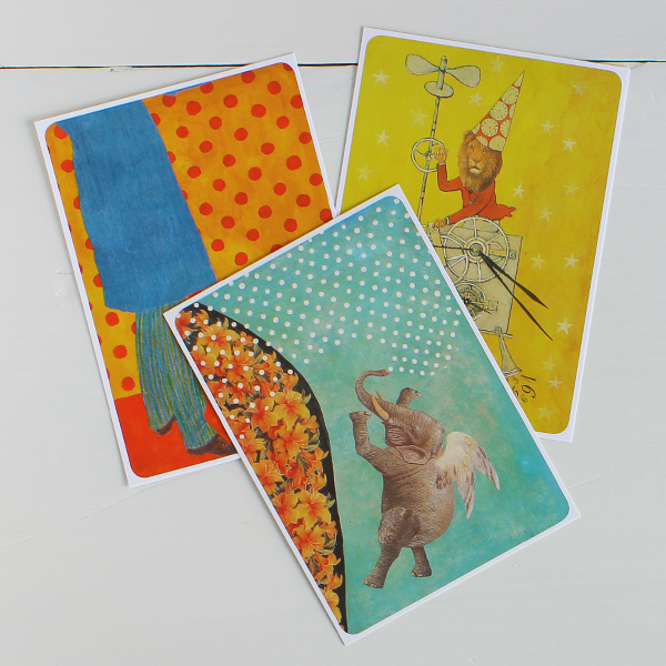 JOUTOMAA/ヨートマ/ポストカード