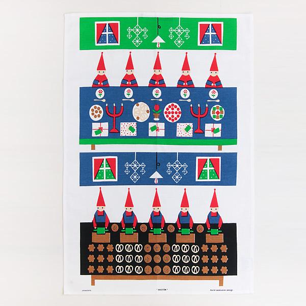 almedahls/アルメダールス/キッチンタオル/クリスマス・プレパレーション