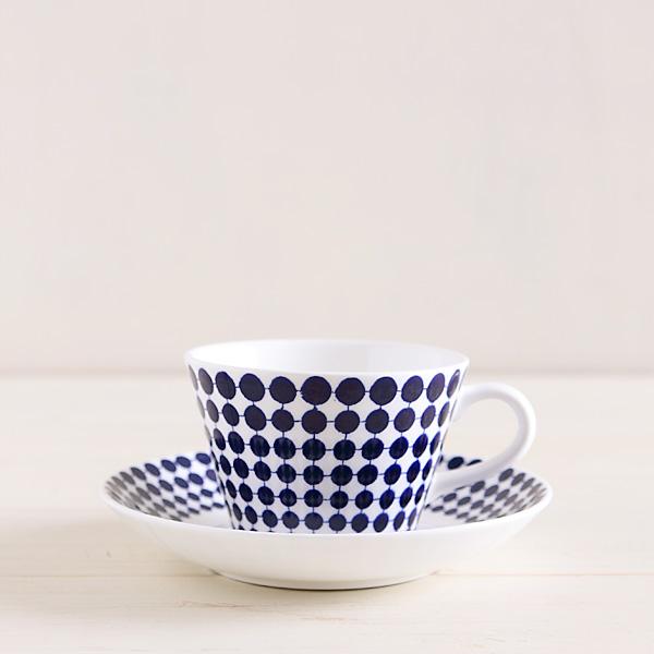 【復刻版】Gustavsberg/グスタフスベリ/ADAM/アダム/コーヒーカップ&ソーサー