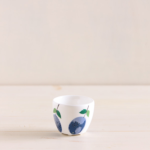 【復刻版】Gustavsberg/グスタフスベリ/PRUNUS/プルーヌス/エッグカップ