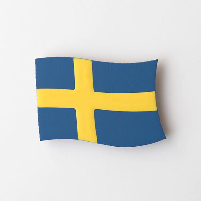 Larssons Tra/ラッセントレー/マグネット/スウェーデンフラッグ