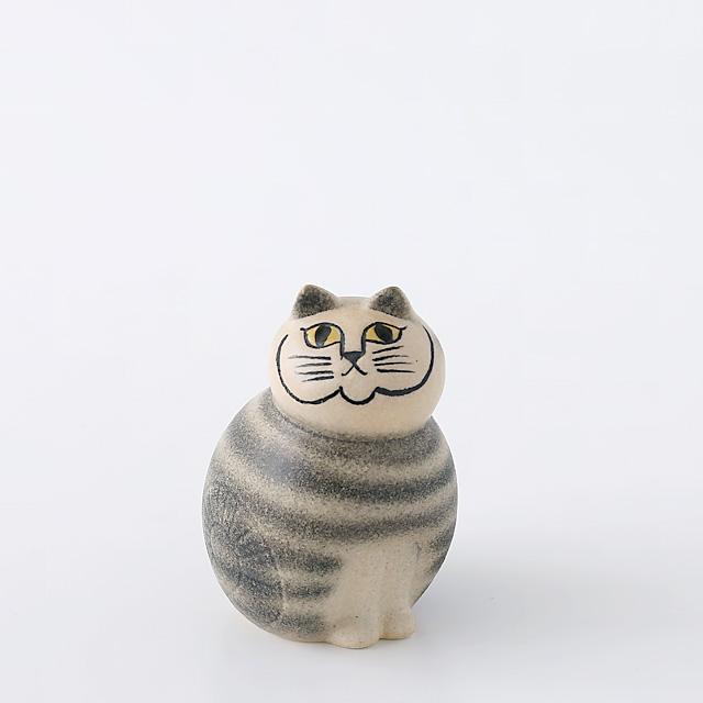 Lisa Larson/リサ・ラーソン/Mia Cat(ネコ)S/グレー