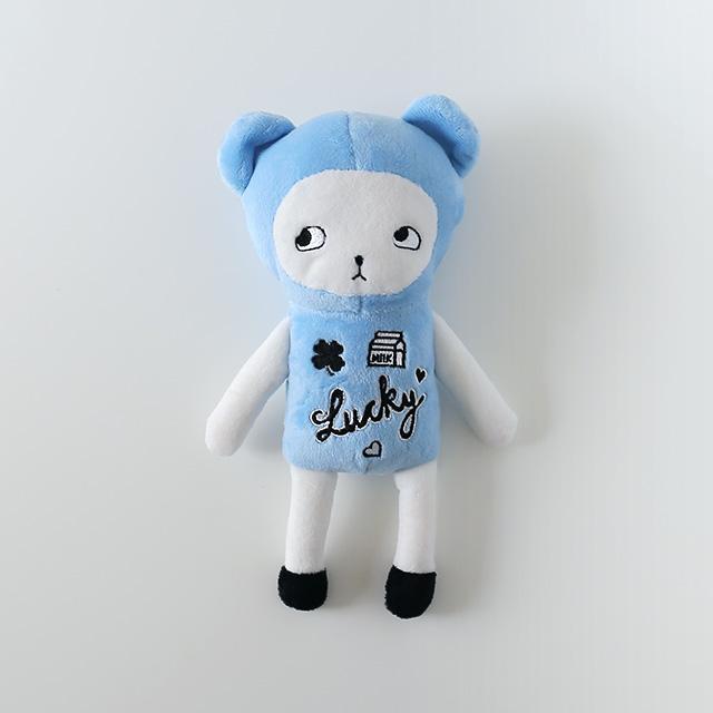LUCKYBOYSUNDAY/ラッキーボーイサンデー/ぬいぐるみ/BABY FRIENDS/Baby Teddyboy