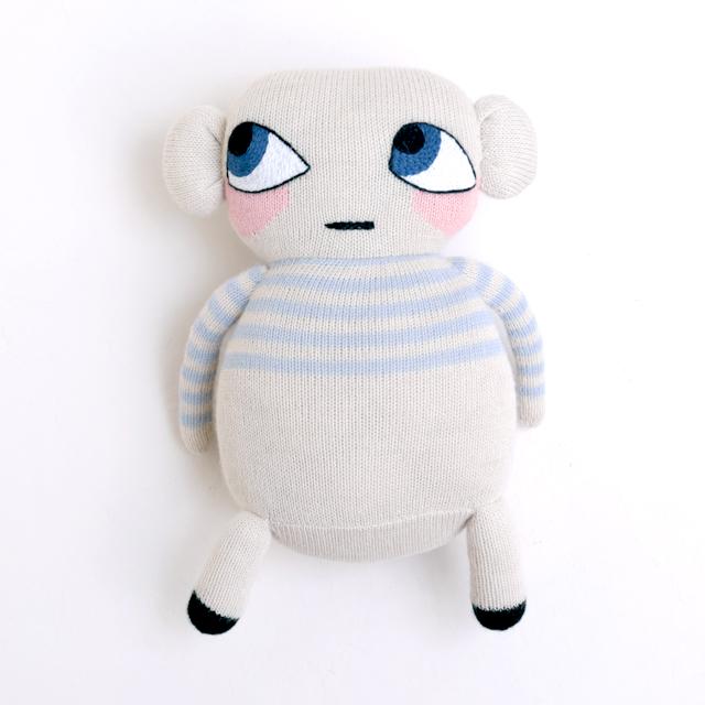 LUCKYBOYSUNDAY/ラッキーボーイサンデー/ぬいぐるみ(編みぐるみ)/Mause Doll