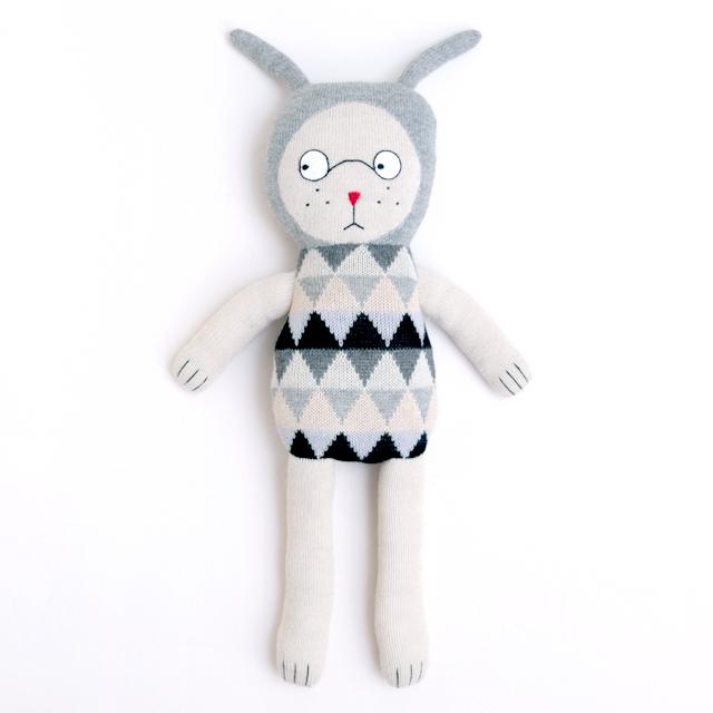 LUCKYBOYSUNDAY/ラッキーボーイサンデー/ぬいぐるみ(編みぐるみ)/Pale Nulle
