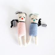 LUCKYBOYSUNDAY/ラッキーボーイサンデー/編みぐるみ/MINI FRIENDS/Mini Birdie(全2色)