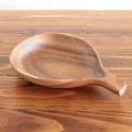 【ヴィンテージ】スウェーデンの蚤の市で見つけた木製ボウル(洋梨)