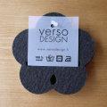 Verso Design/ベルソ・デザイン/Kukka/コースター(4枚セット)(グレー)