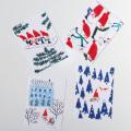 Kehvola Design/ケフボラ・デザイン/クリスマス ポストカード/Marika Maijala(全4柄)