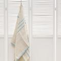 LAPUAN KANKURIT/ラプアンカンクリ/ウォッシュドリネン/バスタオル(70×130cm)/USVA/ターコイズ