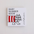 Lisa Larson/リサ・ラーソン/絵本/BABY NUMBER BOOK