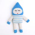 LUCKYBOYSUNDAY/ラッキーボーイサンデー/ぬいぐるみ(編みぐるみ)/Bonbon Blue