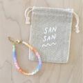 SAN SAN/サン サン/ブレスレット/CANDI