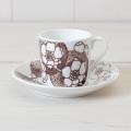 【ヴィンテージ】Gustavsberg/グスタフスベリ/EMMA/エマ/コーヒーカップ&ソーサー