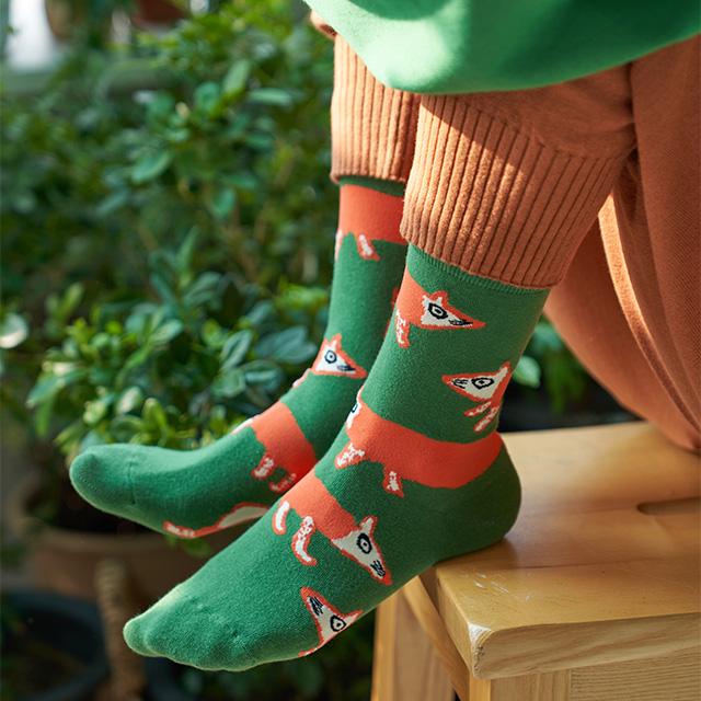 socks appeal/mogu takahashi/男女兼用ソックス(全17柄)