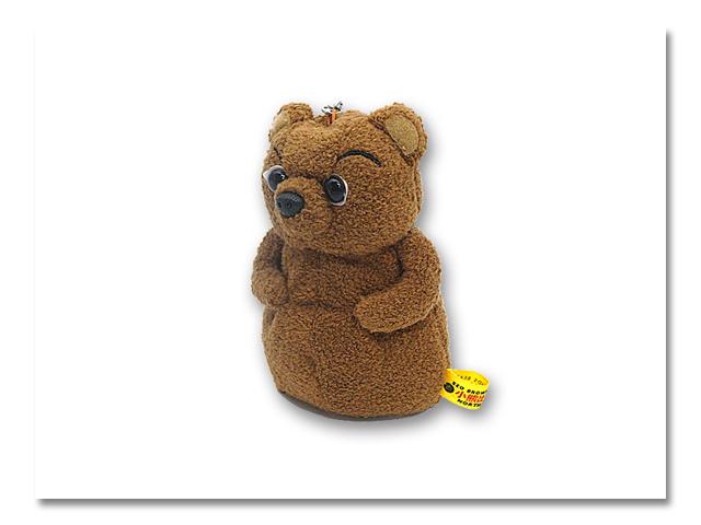 小熊出没 リールキー