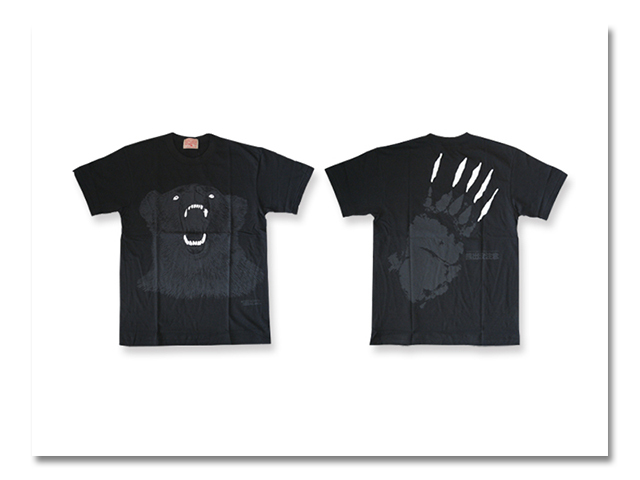 Tシャツ熊出没′95 夜光