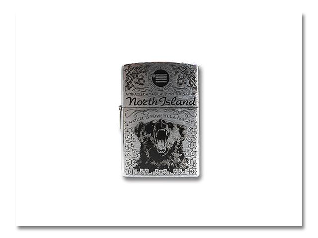 Zippo 熊出没 2004 type2