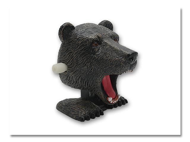 頭 トコトコ 熊出没