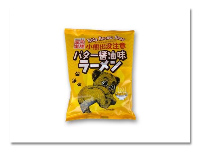 """小熊出没注意 """"バター醤油ラーメン"""" 10食入"""