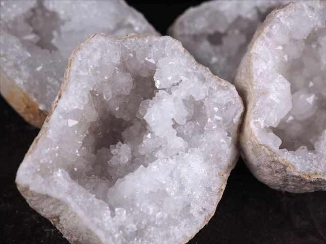限定お手頃サイズ モロッコ産 約500g-1kg モロッコ産ジオード 晶洞 水晶原石 完全浄化に
