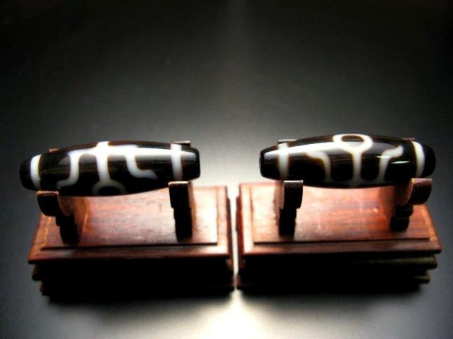 A至純天珠 大人天珠(だいじんてんじゅ) サイズ:約37ミリ 1680円 極上 天然石 ビーズ パワーストーン