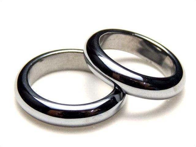 テラヘルツ鉱石 指輪 6~23号 各サイズ つやつやリング リング 話題の 高純度 テラヘルツ 鉱石 2020年 検査機関にて検査済み 本物保証 返品保証 of