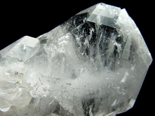 5A 激レア・パキスタンより直送 ファーデンクォーツ(天使の水晶)クラスター 最大幅約65.5mm 約68g 稀少点物 再生と復活の象徴 パキスタン ギルギット産