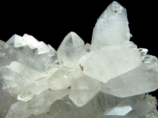 4A 激レア・パキスタンより直送 ファーデンクォーツ(天使の水晶)クラスター 最大幅約96mm 約196g 稀少点物 再生と復活の象徴 パキスタン ギルギット産